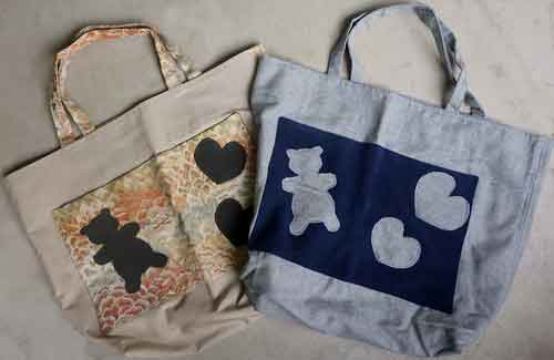 Two-layette-bags