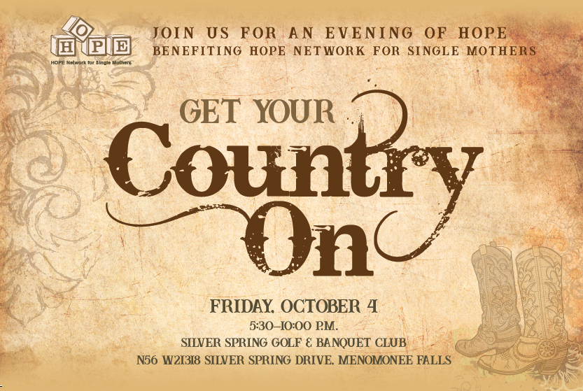 Round up your posse and don your western gear!