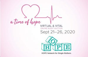 A Time of Hope Online Auction Invitation