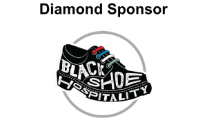 Diamond Sponsor - Black Shoe Hospitality